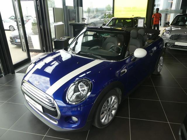 Mini Cabrio - Cooper AUT..NAVI.PDC.SH