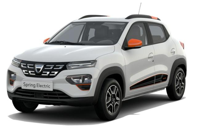 Dacia Spring - ELECTRIC Comfort Plus inkl. Förd.
