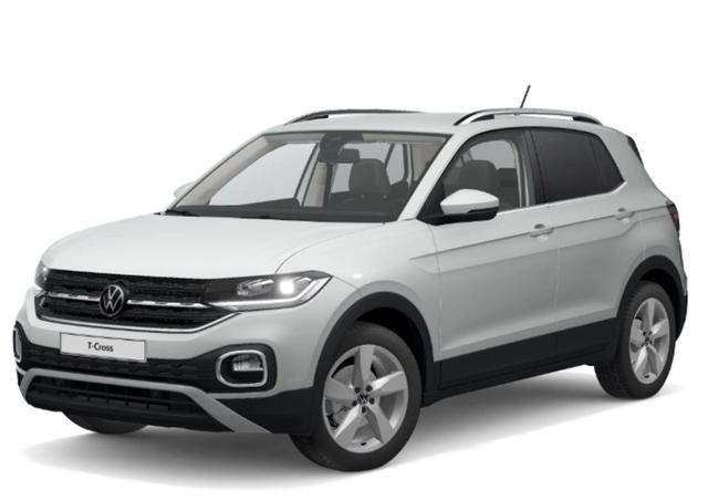 Volkswagen T-Cross - 1.0 TSI 110 DSG Style LED AppC AAC SHZ