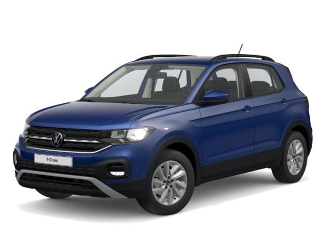 Volkswagen T-Cross - 1.5 TSI 150 DSG Life AppC AAC PDC FrontA
