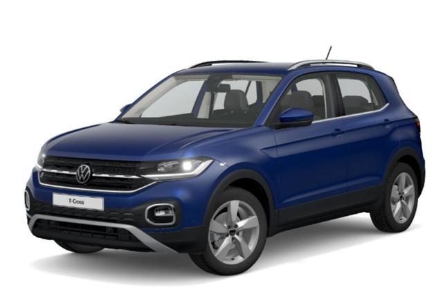 Volkswagen T-Cross - 1.5 TSI 150 DSG Style LED Nav DigC AAC