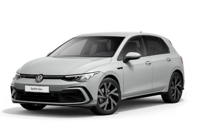 Volkswagen Golf - VIII 1.5 eTSI 150 DSG R-Line LED Nav SHZ 18