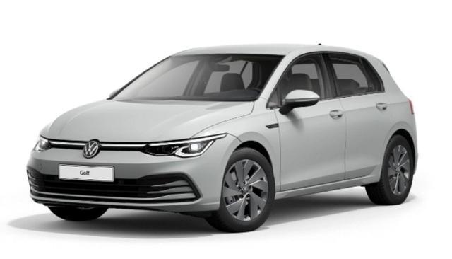 Volkswagen Golf - VIII 1.5 TSI 150 Style LED  Nav Kam SideAs