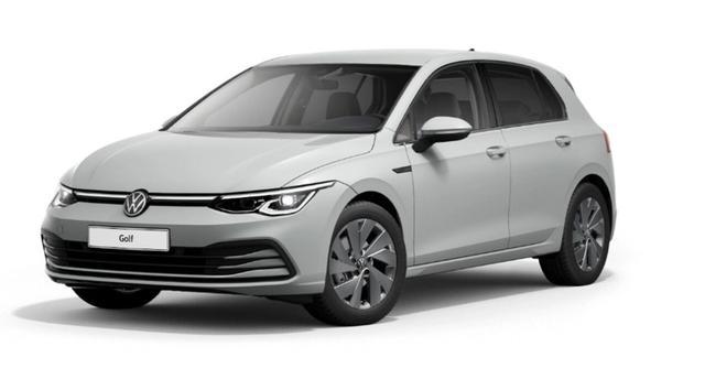 Volkswagen Golf - VIII 1.5 TSI 150 Style LED  Nav SHZ SideAs