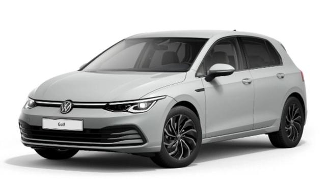 Volkswagen Golf - VIII 1.5 TSI 150 Style Nav SideAs SHZ Kam