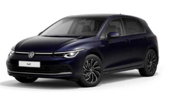 Volkswagen Golf - VIII 1.5 TSI 150 Style LED Nav Pano SHZ Kam