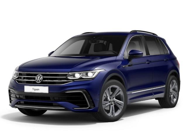 Volkswagen Tiguan - 2.0 TDI 150 DSG R-Line FL LED Nav PanoD