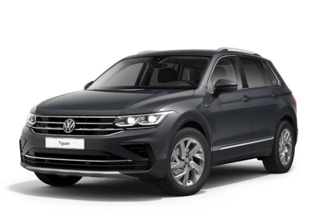 Volkswagen Tiguan - 1.5 TSI 150 DSG Elegance Matrix SHZ Kam