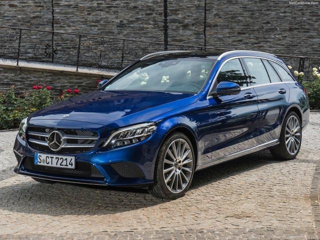 Mercedes-Benz C-Klasse - C 220 d T NightE AMG Line ED Nav ACC ParkP EHK