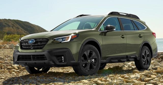 Subaru Outback - 2.5i 175 Aut. 4WD LED ACC 2x Kam WinterP