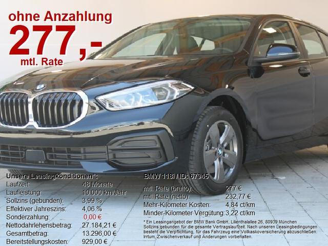 BMW 1er 118i