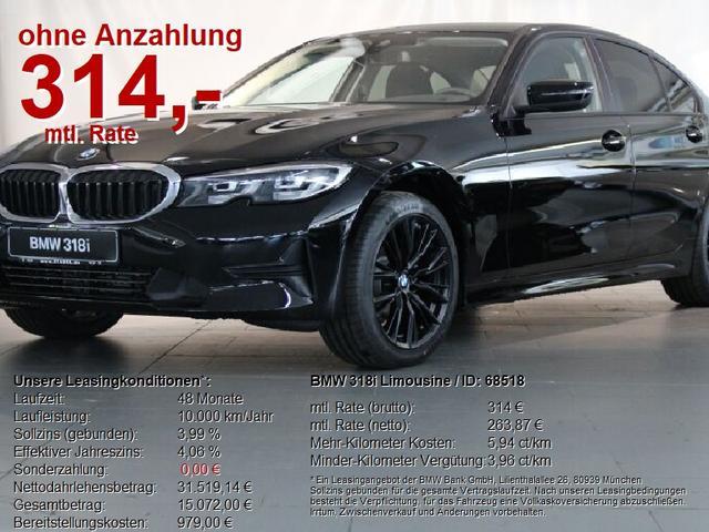 BMW 3er - 318i Limousine
