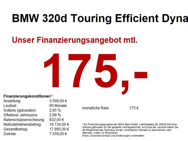 BMW 3er Touring - 320d Efficient Dynamics NAVI PROF..AHK