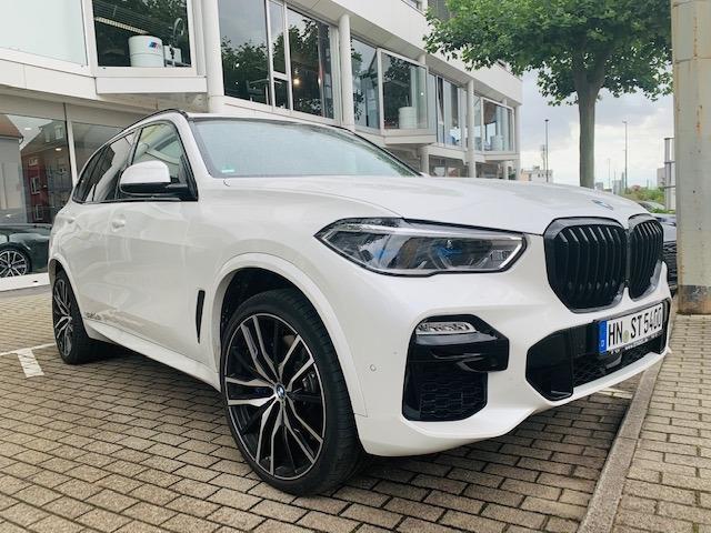 BMW X5 xDrive30d*M-SPORT/22/Laser/HUD/RüK