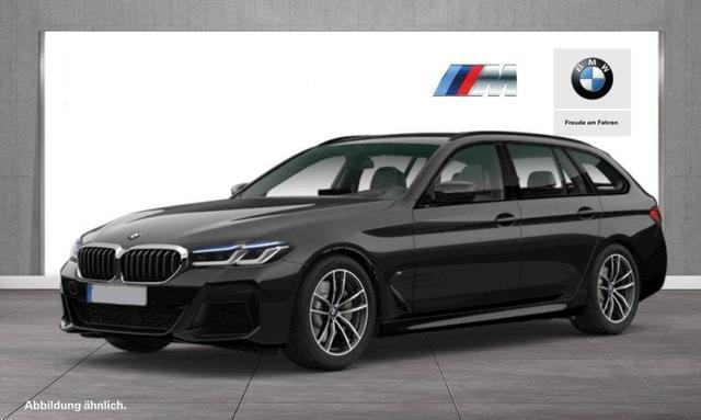BMW 5er 520d xDrive Touring EURO6 Head-Up HiFi DAB LED Komfortzg.