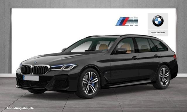 BMW 5er 540i xDrive Touring EURO6 Sportpaket Ferngesteuertes Parken