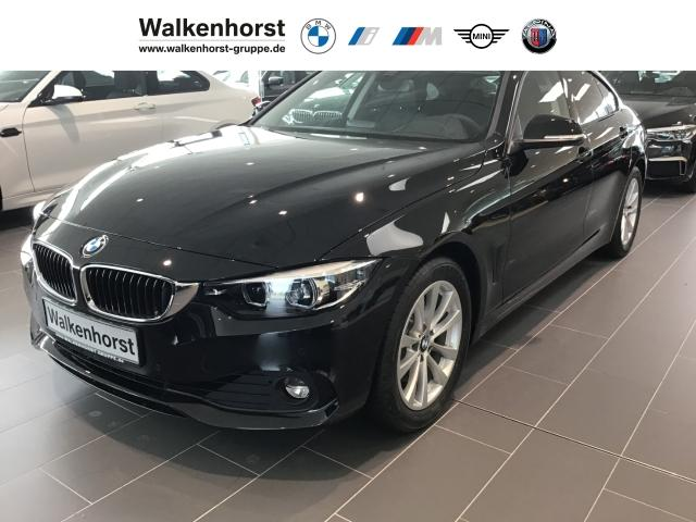 BMW 4er 420 Gran Coupe i Advantage EU6d-T Navi RFK HiFi Glasdach 17'' Leder LED Keyless e-Sitze