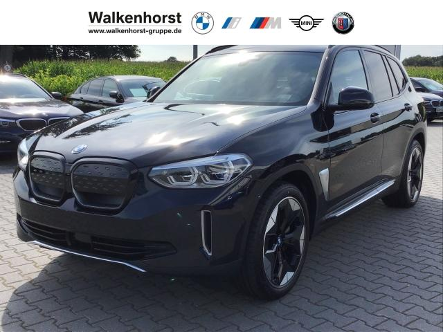 BMW iX3 - Impressive AHK HUD harman/kardon Drive-Recorder