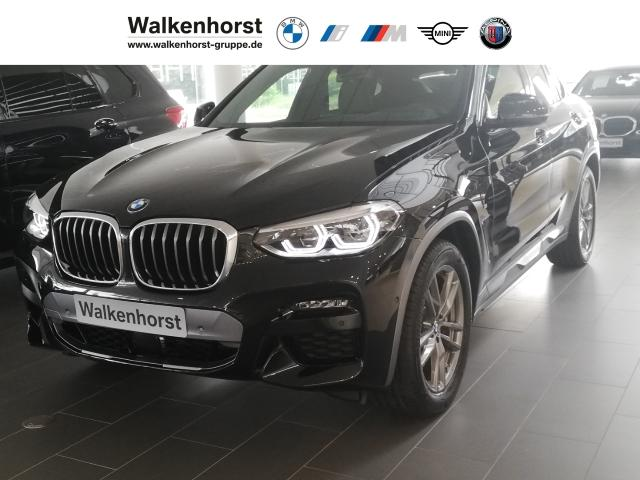 BMW X4 xDrive30d M Sport Leasing ab 849* Leder LED Navi StandHZG AHK Pano HUD