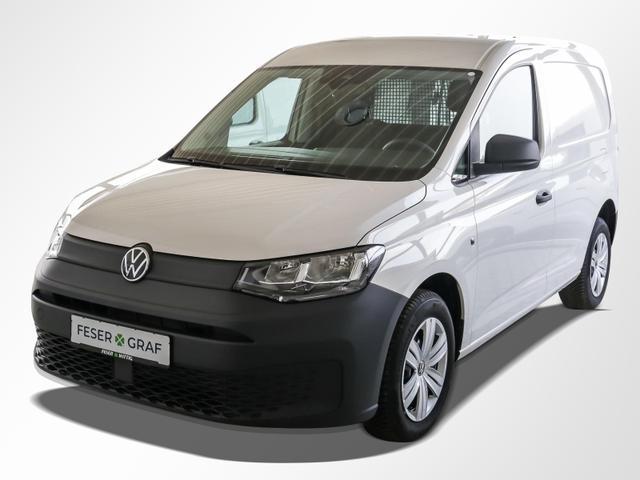 Volkswagen Caddy - Cargo 2.0 TDI Klima/ZV/DAB /Radio/Trennw.