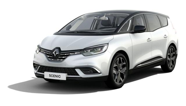 Renault Scenic - Grand INTENS TCe 140 EDC GPF 7-Si Kam PDC