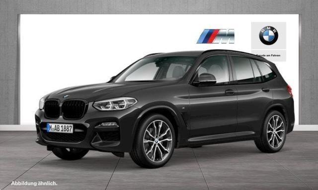 BMW X3 xDrive20d EURO6 M Sport Head-Up HiFi DAB Var. Lenkung