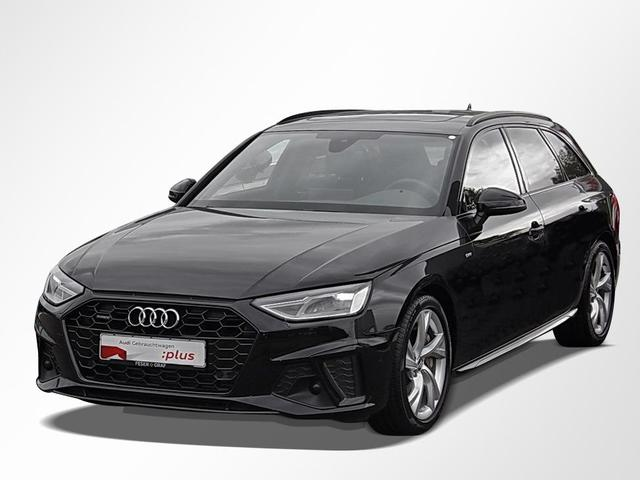 Audi A4 - Avant 45TDI S line/Leder/Pano/ACC/Navi