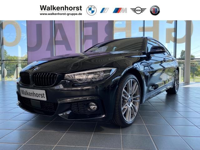 BMW 4er 440 Gran Coupe i xDrive M Sport EU6d-T Leder Klima LED Navi HUD