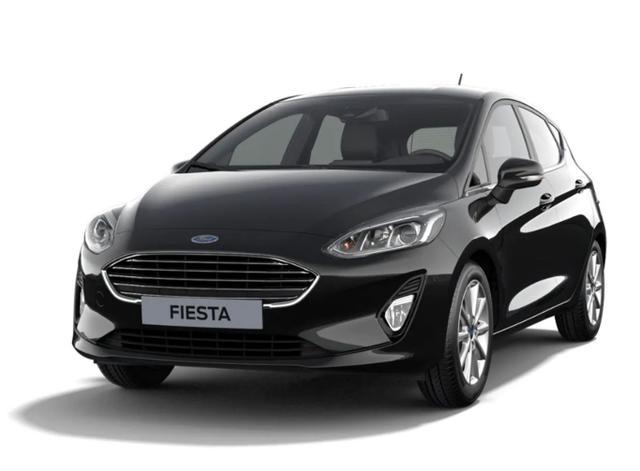 Ford Fiesta - 1.0 EcoBoost 100 Titanium LED Nav SHZ 16Z