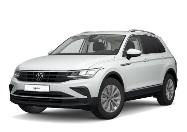 Volkswagen Tiguan 2.0 TDI 150 DSG Life LED SHZ AppCo PrivG