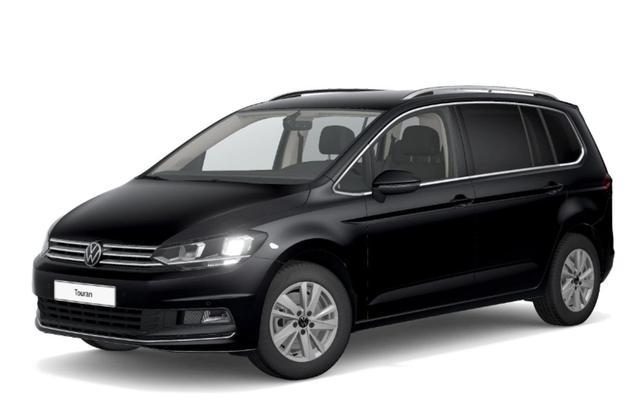 Volkswagen Touran - 1.5 TSI 150 DSG Highl. Nav ErgoA Kam SHZ