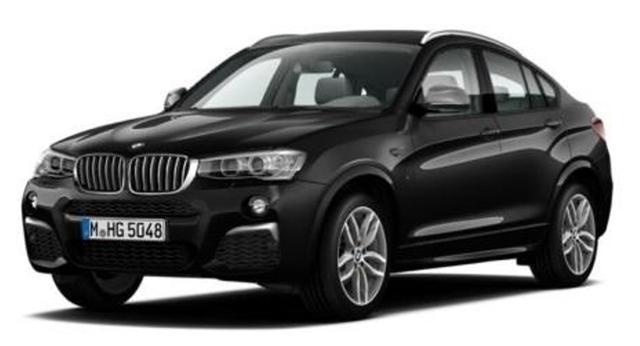 BMW X4 M M40 i M-Sport HUD Leder Navi DriAss Kamera Memory