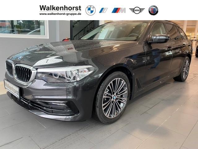 BMW 5er Touring 530 i Sport Line BusinessPaket Panorama HiFi Komfortsitze