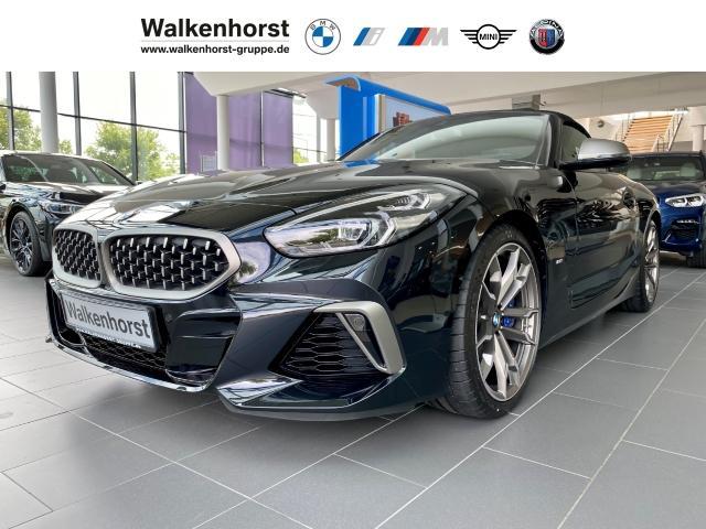 BMW Z4 M 40 i Roadster EU6d Leder LED Navi Klima Kurvenlicht e-Sitze HUD