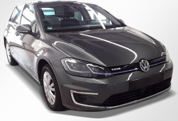 Volkswagen Golf VII e- 100kW förderfähig LED/Navi/AppConnec
