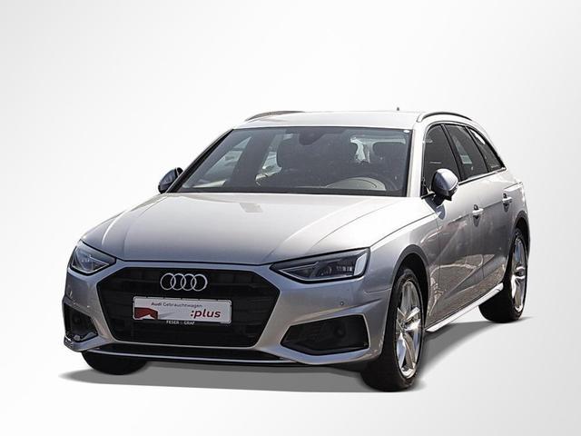 Audi A4 - Avant 40TDI S tronic adv./Leder/ACC/Navi /AHK