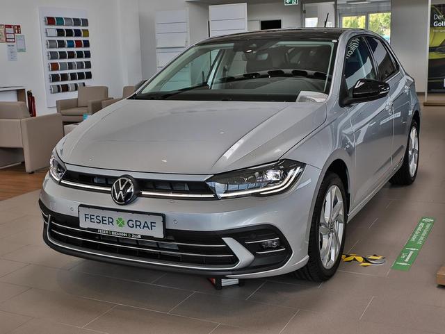 Volkswagen Polo - Style 1.0 MatrixLED/Navi/Klima/PDC/Tempomat