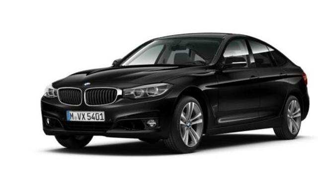 BMW 3er Gran Turismo 320 i Sport Line EU6d-T Leder LED Navi Klima e-Sitze HUD