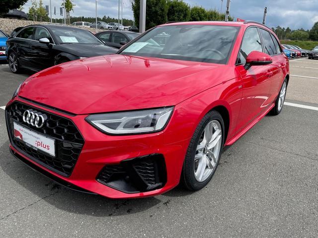 Audi A4 - Avant S line 50 TDI qu Pano-ACC-Kamera-Leder
