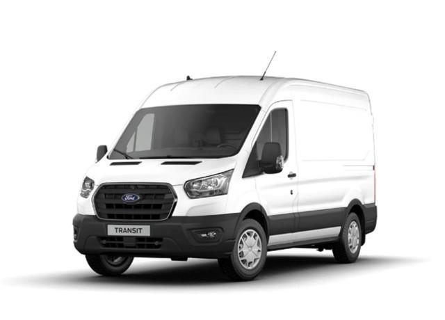 Ford Transit - 2.0 TDCi 130 DCT Trend 350 L2H2 Kam PDC