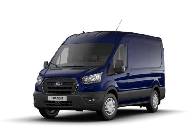 Ford Transit - 2.0 TDCi 170 DCT Trend 350 L2H2 PDC Temp