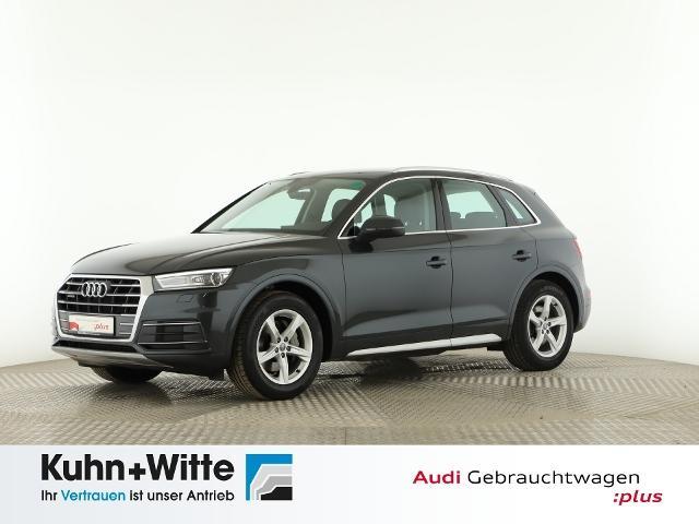 Audi Q5 - 2.0 TFSI quattro Sport  Navi AHK Tempomt Adap