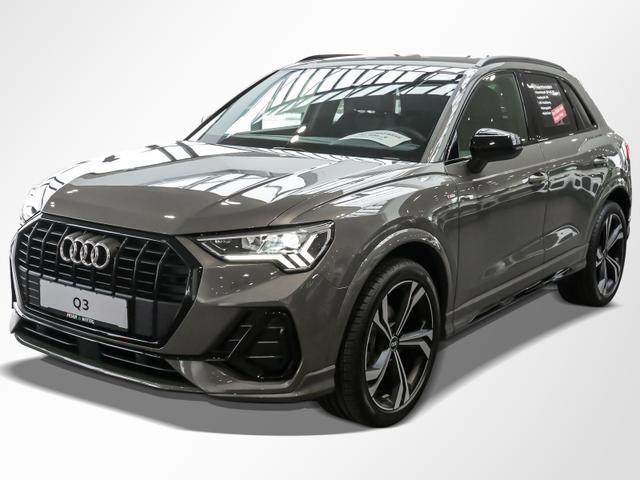 Audi Q3 - 35 TDI S tronic line LED/Navi /AHK/Optik