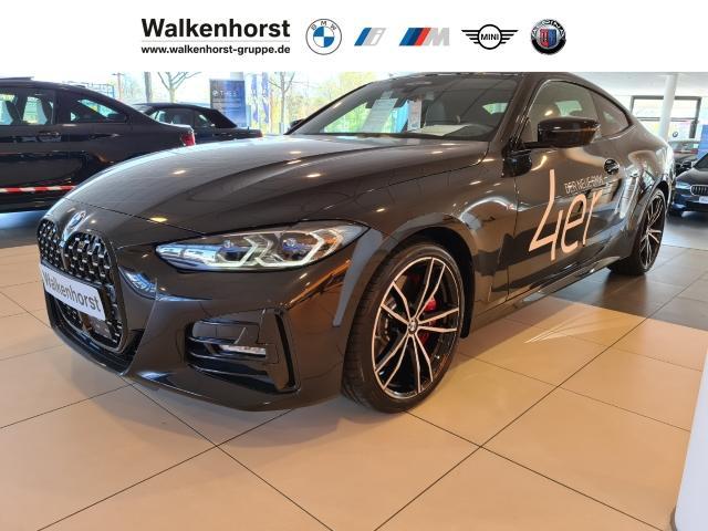 BMW 4er 430 i Coupe LED HUD PDC e-Sitze Klima Navi Keyless Alarmanlage