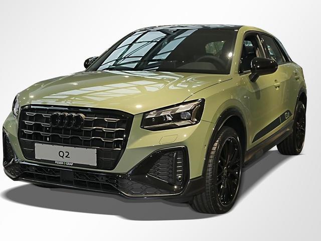 Audi Q2 - S line 35 TFSI S-Tron Edition one PANO