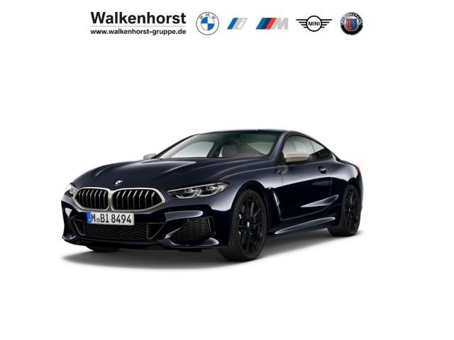 BMW 8er - M850 i xDrive Coupe EU6d Park-Assistent Laserlicht Leder Navi Kurvenlicht Klimasitze SHZ