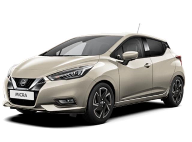 Nissan Micra - 1.0 IG-T 92 Acenta Temp LaneAs Klima MFL