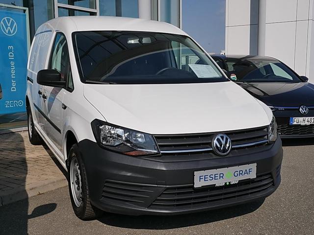 Volkswagen Caddy - Maxi Kasten 2.0 TDI Radio Klima PDC BT