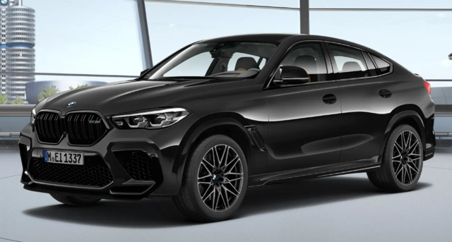 BMW X6 M M50i Gestiksteuerung B&W Surround Sportbr.