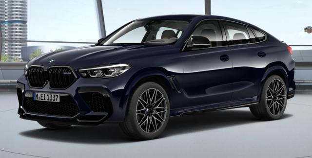 BMW X6 M M50d EURO 6 Gestiksteuerung Night Vision DAB